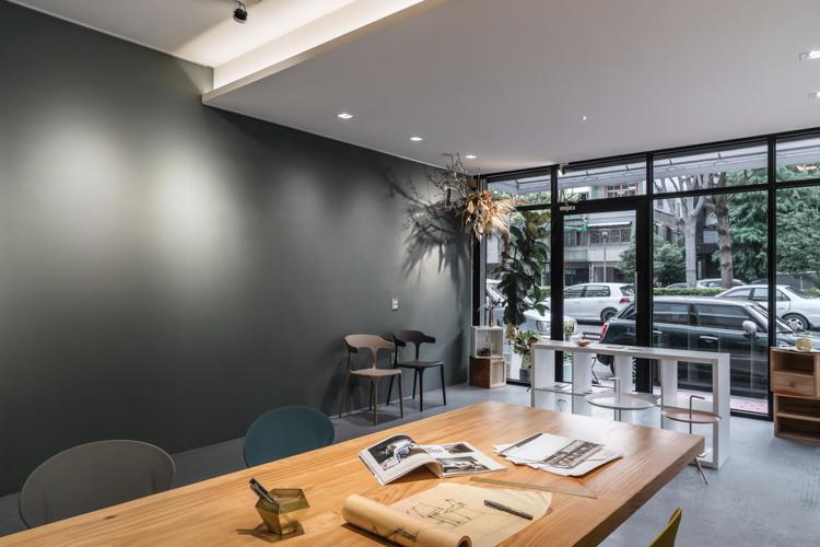 台中, 室內設計, 平面, 空間攝影,軸於空間