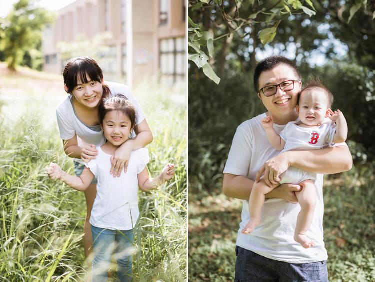 親子寫真,親子攝影,家庭攝影,自然,台中,玩想影像,東海大學