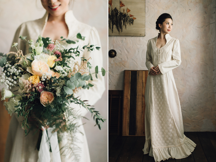美式婚紗,台中,推薦,玩想影像,One Shot Image,Cradle Wedding