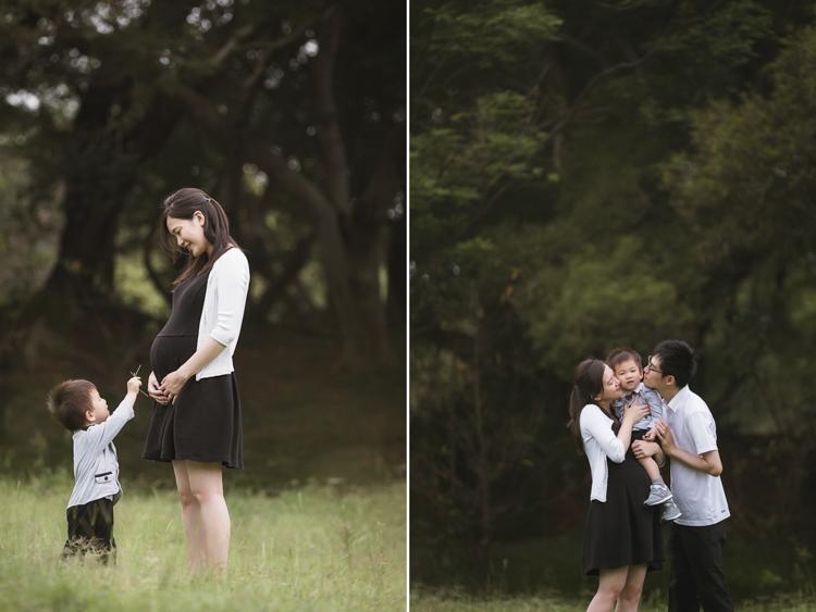 親子寫真,家庭攝影,family,自然,孕婦寫真,台中,東海大學,玩想影像,one shot image studio