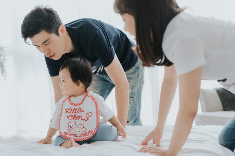全家福,拍攝,新生兒,周歲寫真,目沐影像空間,親子寫真