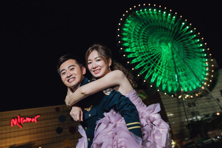 美式婚紗,淡江大學,大直典華,自助婚紗,自主婚紗,台中,玩想影像,婚攝,婚禮紀錄