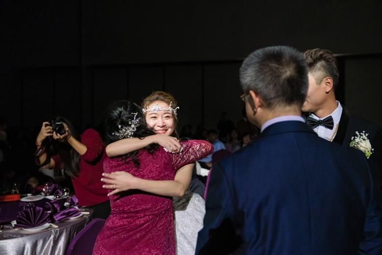 台中,林酒店,臻愛婚宴會館,美式婚禮