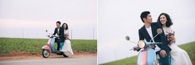 台中,婚紗,美式婚紗,自主婚紗,美式婚禮,自然,大度山,玩想影像,婚攝肉圓,唯美,捧花