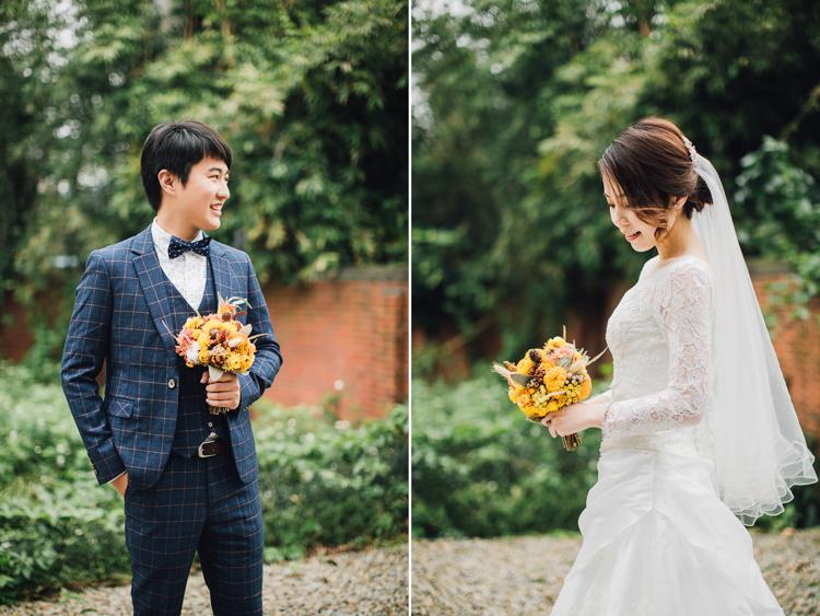 美式婚紗,美式婚禮,自然妝髮,自主婚紗,自助婚紗,HOUSE CAFE,婚攝肉圓,台中婚攝