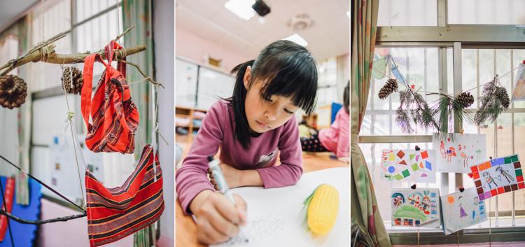 親子寫真推薦,兒童寫真,自然風格,偏鄉兒童,秀巒國小,新竹尖石鄉